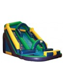 18' Drop Zone Slide-Wet