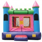 Enchanted Castle Bounce House