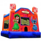 Lilo & Stitch Bounce House