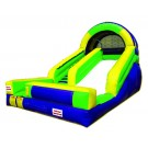 15' Medium Inflatable Slide-Wet