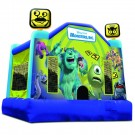 Monsters, Inc. Bounce House